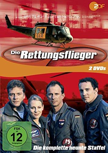 Die Rettungsflieger - Die komplette neunte Staffel [2 Discs]