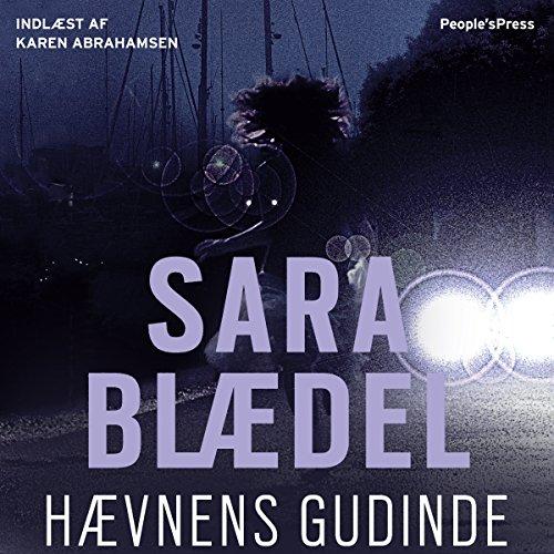 Hævnens gudinde [Vengeance Goddess] audiobook cover art