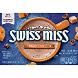 Swiss Miss Swiss Miss Salted Caramel Flavored Hot Cocoa Mix, 1.38 oz. 8-Count, 11.04 ounce