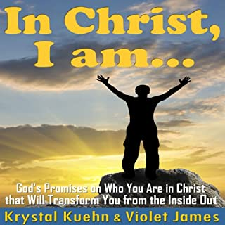 In Christ, I Am audiobook cover art