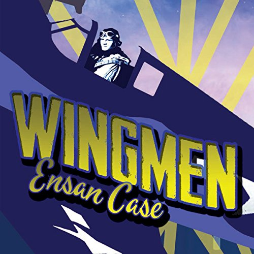 Wingmen audiobook cover art