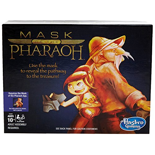 Mask of the Pharaoh Board Game, Kids Game, Virtual Reality Game (VR Game), Ages 10 and up (Amazon Exclusive)