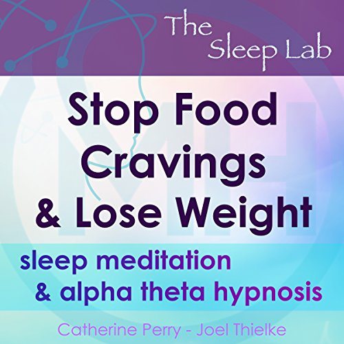 Stop Food Cravings & Lose Weight Naturally audiobook cover art