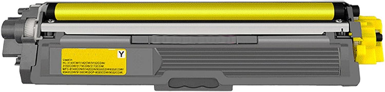 DLKJ TN247 TN243 Compatible Toner Cartridge for Brother TN-247 TN-243, Fits with HL-L3210CW L3230CDW L3270CDW,MFC-L3710CW L3730CDN L3750CDW,DCP-L3510CDW L3550CDW Yellow