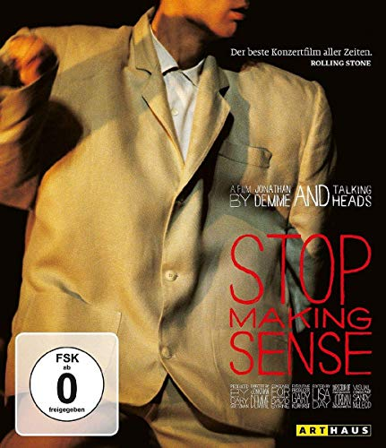 Stop Making Sense - Talking Heads Live - 30th Anniversary Edition [Blu-ray]