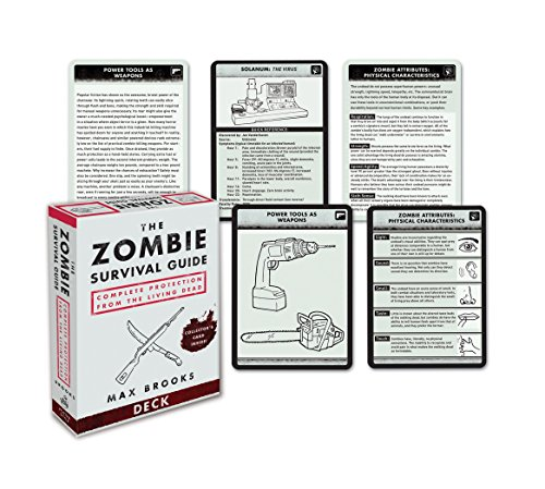 The Zombie Survival Guide Deck: Complete Protection from the Living Dead