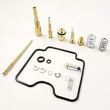 Autoparts New for Suzuki Z250 Quadsport 2004-2009 Carburetor Rebuild Kit Repair LTZ250