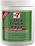 Niteo Products 16140-EACH 8 oz Can #7 Car Wash Powder Concentrate, Multi-Colored