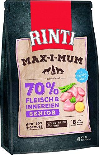 RINTI MAX-I-MUM Senior Huhn (2 x 4kg)