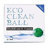 Veras enrichment Toilet Bowl Limpieza Bolas Eco Clean Magic Ball 5años 30000flushes Lucha con Texto en inglés Las Manchas