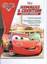 Disney*Pixar Cars Numbers & Counting Learning Workbook