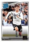 2018-19 Donruss Soccer #191 Kai Havertz Germany Rated Rookie Official Panini 2018-2019 Futbol RC Card. rookie card picture