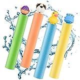 LET'S GO! Pistolas Agua, Juguetes Niños 2-10 Años Animal Pistola Agua Niños Regalos Niñas 3-8 Años Pistolas de Agua a Presion Juguete Juguetes para Niños de 2-8 Años Juegos al Aire Libre para Niños
