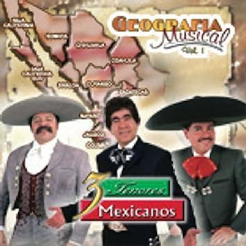 Geografia Musical Vol. I