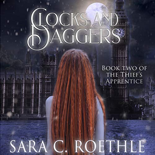 Clocks and Daggers audiobook cover art