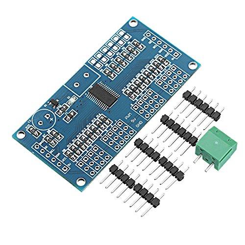 ILS - Arduino 16 straten PWM/Servo/stuuraandrijving aandrijfschijf regelaar robot IIC PCA9685