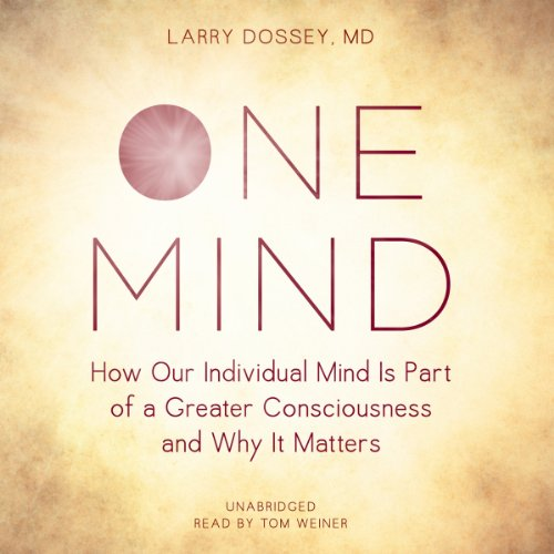 One Mind audiobook cover art