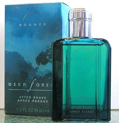 Bogner Deep Forest 50 ml After Shave Neu OVP