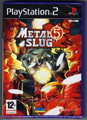 Metal Slug 5 (PS2) [Importación inglesa]