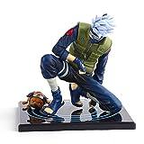 MYZYF Naruto Kakashi Figura PVC Estatuas 13cm Juguete Hobbies Merchandising Estatuas Bustos Niño Y Niña,A