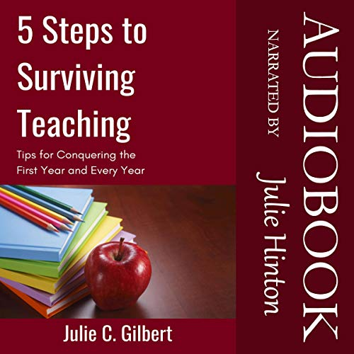 5 Steps to Surviving Teaching  By  cover art