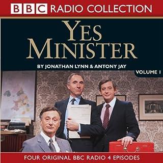 Yes Minister Volume 1 cover art