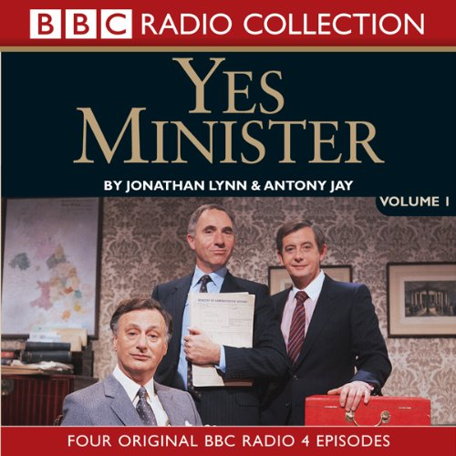 Yes Minister Volume 1 cover art