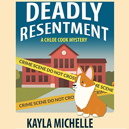 Deadly Resentment audiobook cover art