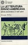 La letteratura Ispano-Americana