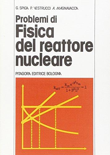 Problemi di fisica del reattore nucleare