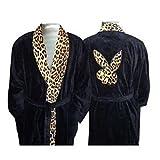 Playboy Albornoz Kimono Sauna Bad Leopardo con Bunny Tamaño L Regalo Nuevo Wow - All-In-One-Outlet-24 - -