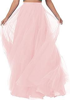 ea6f97ecf1b962 Amazon.fr : jupe longue soirée - Femme : Vêtements