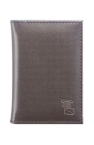 Herlitz Mini Adressbuch mit A-Z Register / Größe: 7,5 x 11cm / Farbe: schwarz