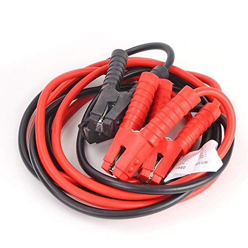 Heavy Duty 800 Amp 6M batteria for auto cavi di avviamento Booster Cavi for la Benzina Diesel Car Van Truck Auto cavi di avviamento FUNIVIA (Color : 800a)