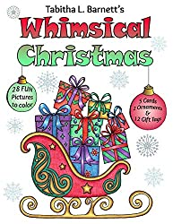 whimsical christmas cards