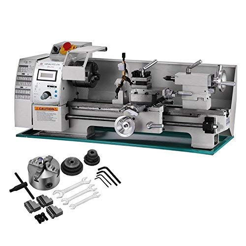 Our Top Choice: Why BestEquip Metal Lathe Is Best