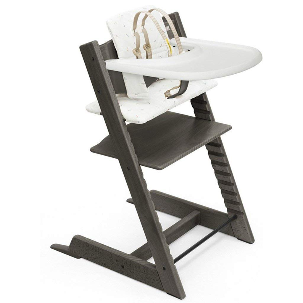 Stokke Steps Adjustable Versatile Baby High Chair w// Black Seat 2 COLOR CHOICE