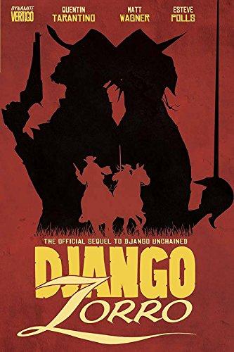 La suite de Django Unchained en BD Django/Zorro signée Tarantino