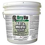 HARRIS Dry-Up Mouse and Rat Killer, 4oz Mini Bait Bags (16-Pack)