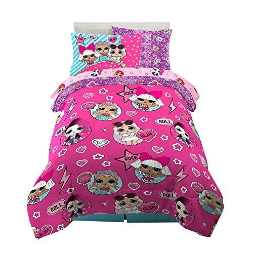 Franco Kids Bedding Super Soft Comforter and Sheet Set