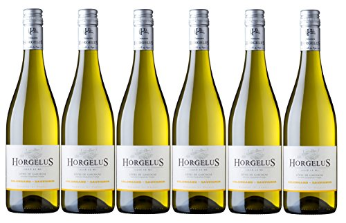Domaine Horgelus Blanc AOC (6 x 0,75 l)