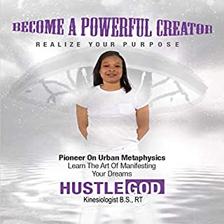 Become a Powerful Creator: Realize Your Purpose                   Written by:                                                                                                                                 Le're 'Hustle God' Garrett                               Narrated by:                                                                                                                                 Le're 'Hustle God' Garrett                      Length: 2 hrs     Not rated yet     Overall 0.0