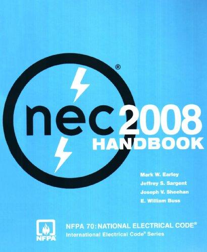 National Electrical Code 2008 Handbook (International Electrical Code)