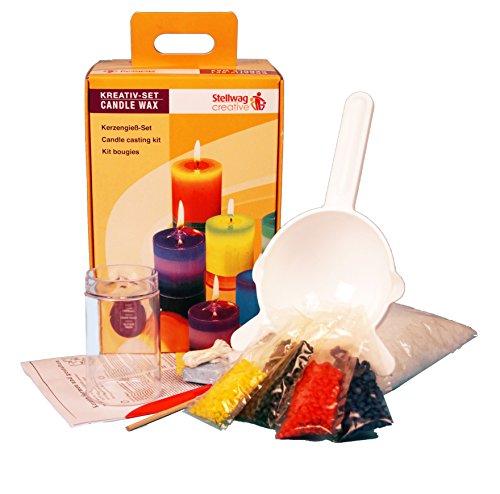 Stellwag Candela 267207 Kerzen Creativ Set