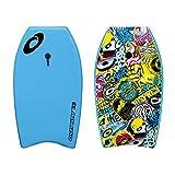 Osprey Stickers Bodyboard avec Slick EPS avec lanière et Crescent Tail, Plusieurs Couleurs, 83,8cm, Mixte, Stickers, Bleu