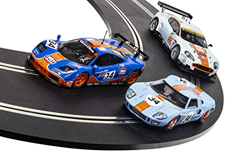 Scalextric - Rofgo Collection Gulf Triple Pack (3/20) * - SC4109A