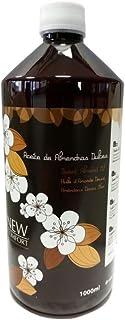 Aceite de Almendras Natural 100% Puro - 1000 ml