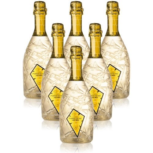 Sekt Brut Fashion Victim Astoria Lounge Italienischer Sekt (6 flaschen 75 cl.)