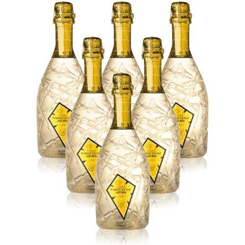 Sekt Brut Fashion Victim Astoria Lounge Italienischer Sekt (6 flaschen 75 cl.)