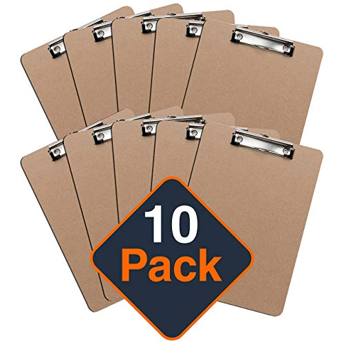 Clipboards (Set of 10) by Office...